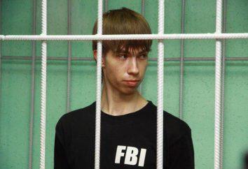 Russian Serienkiller Artem Anoufriev