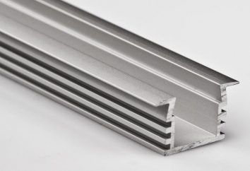 Profil aluminiowy do paska LED: odmiany i cechy użytkowe