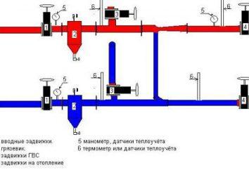 Sumps para sistemas de aquecimento: a descrição, princípio de funcionamento