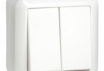 Interruptor de outdoors: auto-montagem