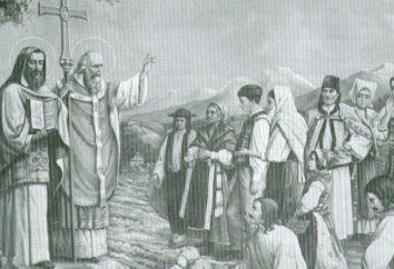 Russie ancienne: culture et ses caractéristiques