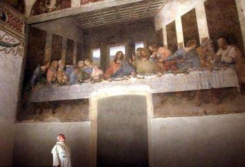 """""""L'Ultima Cena"""" di Leonardo da Vinci. Segreti e misteri"""