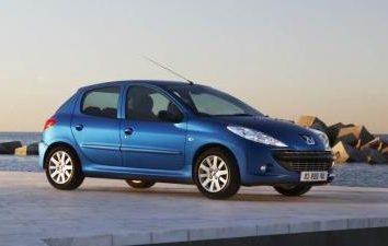 Peugeot 206 – disent commentaires!