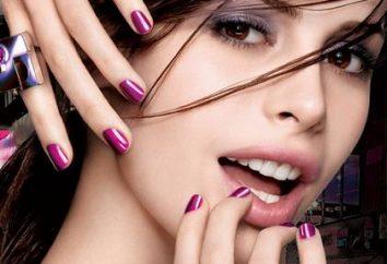 Come alla moda di dipingere le unghie per l'estate?