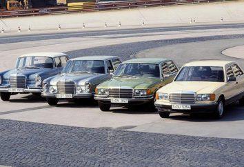 """5 de fatos históricos, que você não sabia sobre o S-Class """"Mercedes"""""""
