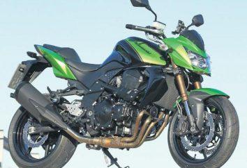 Motocykl Kawasaki Z750R: przegląd, dane techniczne i opinie