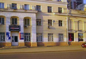 """Teatr """"Przemienienie"""" (Niżny Nowogród): historia, repertuar, artystów, opinie widzów adres"""
