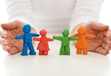les enfants d'assurance contre les accidents et la maladie. L'assurance obligatoire des enfants contre les accidents