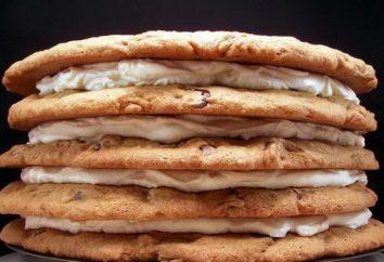 Gâteau avec du lait condensé pressé: les meilleures recettes