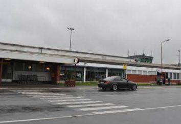Aeroporto de Lappeenranta. A história do surgimento e desenvolvimento