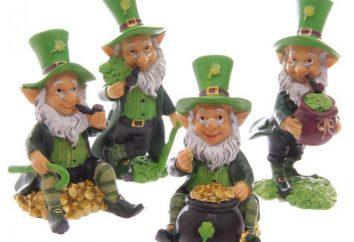 Leprechauns: fatti circa gli eroi popolari di racconti e leggende irlandesi