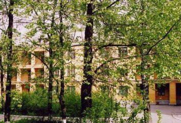Información general sobre el edificio de la universidad (Cherepovets)