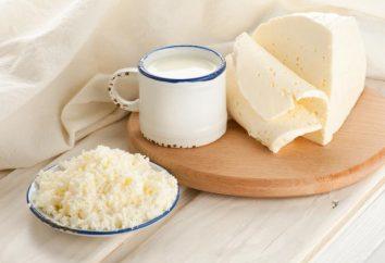 O smacznych i zdrowych potraw lub Jak zrobić ser w domu