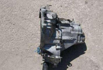 VAZ-2114, Getriebe: Gerät und Reparatur