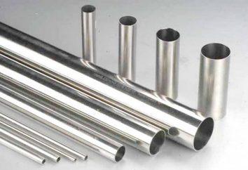tubo di alluminio a parete sottile: caratteristiche, la produzione