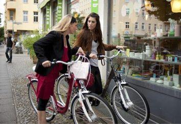 rower damski. Historia wygląd i projektowania funkcji