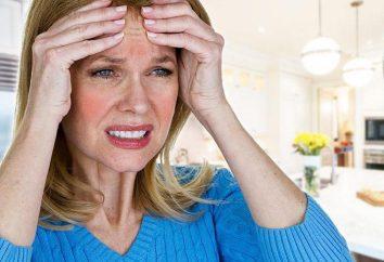 pillole non ormonali durante la menopausa vampate di calore: recensioni