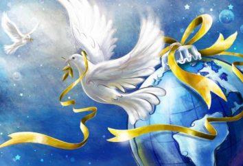 Preghiera per la pace sulla terra. Come pregare per la pace