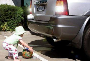 estacionamento eletromagnética radar: uma visão geral, descrição, tipo e comentários