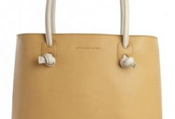 Bolso del comprador – cómoda, elegante, hermosa