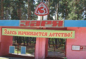 """Obóz dla dzieci """"Zarya"""""""