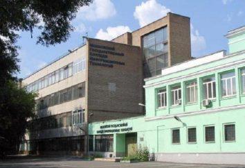 Colegio Universitario de Tecnología de la Información el nombre de K. G. Razumovskogo: descripción, especialidad y comentarios