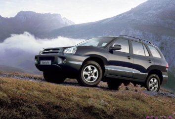 """Hyundai Santa Fe"" (diesel): opinie, dane techniczne, test drive"
