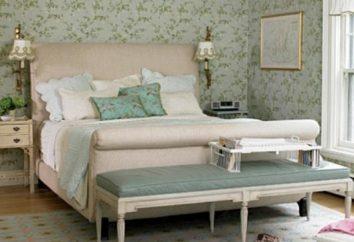 Schlafzimmer Interieur im Stil der Provence – Französisch Charme