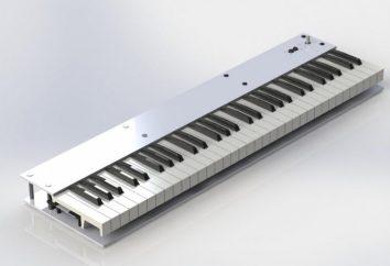 MIDI-klawiatury – sfera stosowania i kluczowych funkcji