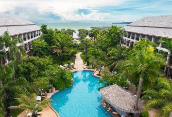 Ravindra (Pattaya, Tailandia): descripción de habitaciones, servicios, opiniones. Ravindra Beach Resort & Spa 4 *