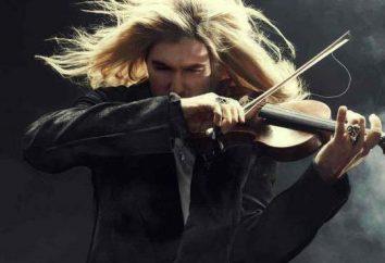 Violinista David Garrett: biografia, vida pessoal, trabalho