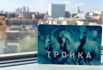 "Cómo utilizar la tarjeta de ""Tres""? ""Troika"" (tarjeta de transporte): opiniones"