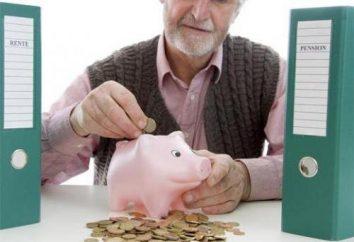 Financé une partie de la pension de la Caisse d'épargne: avis