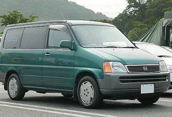 """""""Honda Stepvagon"""": specyfikacje techniczne, zdjęcia i opinie"""