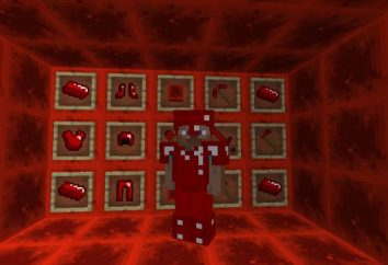 """Cómo hacer que el polvo rojo en el """"Maynkraft"""" y por qué utilizarlo?"""