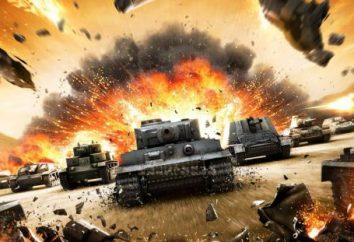 """Bronesayt"" World of Tanks – ferramenta de estatísticas"