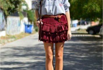 Interprétation des rêves: La jupe est longue, courte, nouveau, blanc, noir, rouge