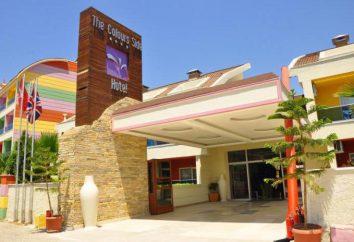 Kolor hotele 4 * Side, Turcja: przegląd, opis pomieszczeń i opinie