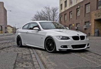 Car BMW 335i: technische Daten, Fotos und Bewertungen