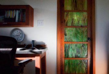 Jak wybrać najlepsze drzwi wewnętrzne z witrażowymi oknami?