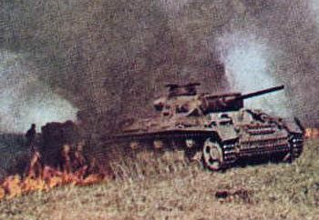 Największe bitwy czołgów w przeszłości?