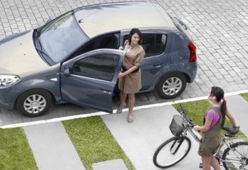 "Konstrukcja i dane techniczne ""Renault Sandero"""