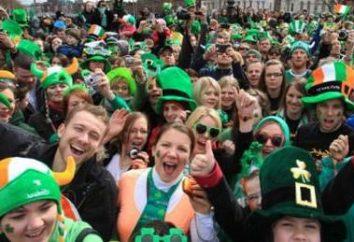 A população da história, características, composição e tamanho da Irlanda
