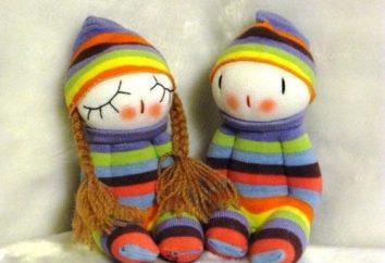 Nova vida de coisas velhas, ou bonecos com as mãos para fora de meias