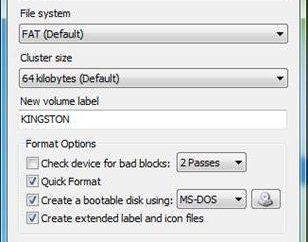 Bootowalny dysk flash DOS – stworzenie przewodnika.