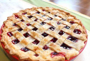 Gâteau « Kiev », le chou et des conseils culinaires de pomme de cuisson de levure
