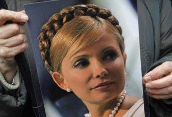 """Julia Tymoszenko. Co sadzić i jak wyzwolona """"gaz księżniczka"""""""