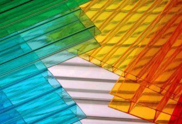 Polycarbonate – il est pour le matériel utilisé et où?