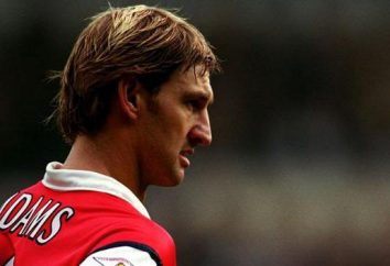 "Adams Toni: A Biography, carreira e cita a lenda de ""Arsenal"""