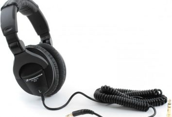 Słuchawki Sennheiser HD 280 PRO: dane techniczne i opinie